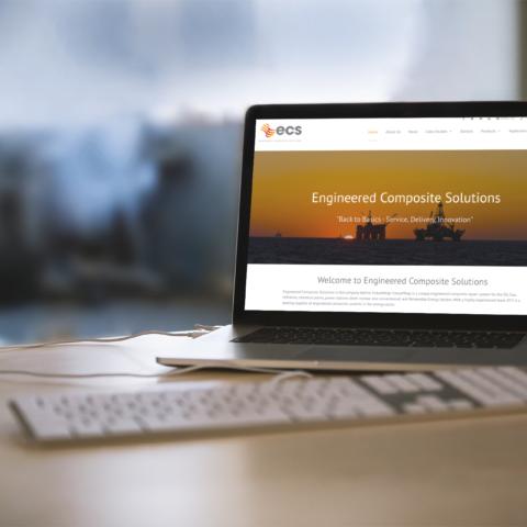 New website for ECS