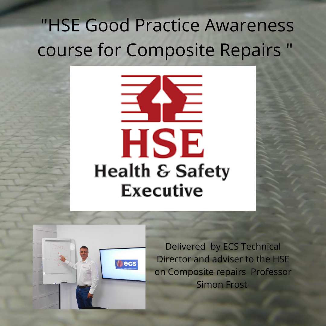 HSE Good Practice Awareness Course For Composite Repairs.